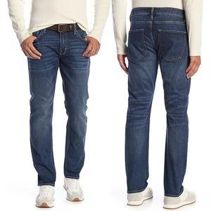 New! Vigoss Mick Slim 330 Dark Blue Wash Jeans